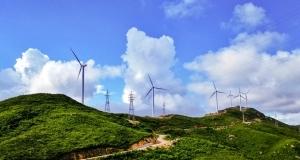 盛夏的风车(Xshot拍摄)