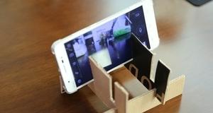 【手机教程大赛】变废为宝,巧做手机支架