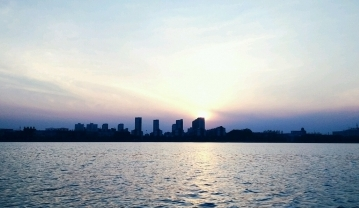 【最美天空】夕阳西下