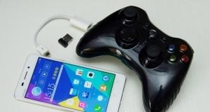 x5外接无线手柄 瞬间变身游戏机