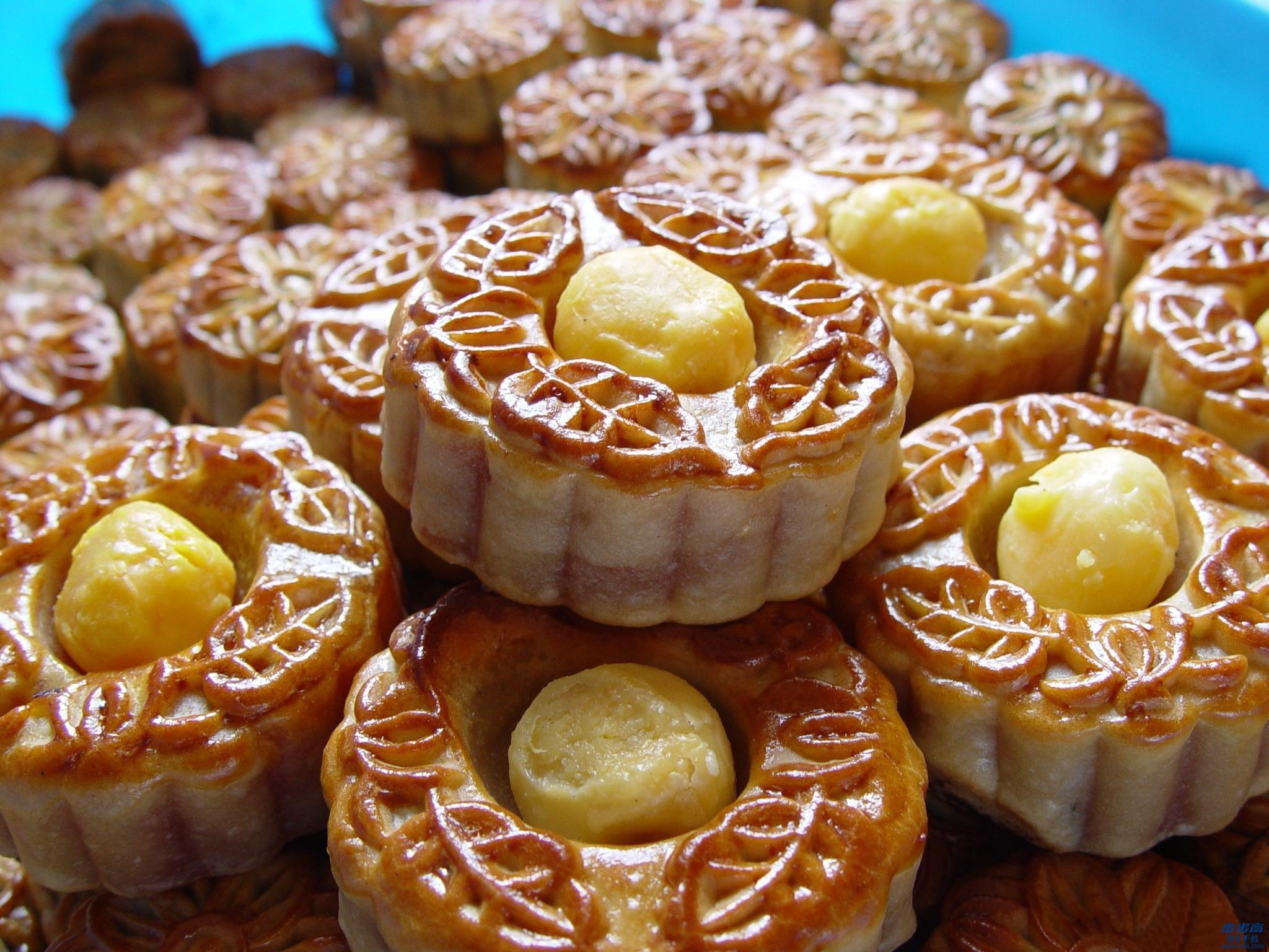 中秋节--关于月饼起源《摘自网络》