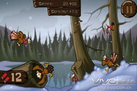 Turkey Season》是一款很有意思的休闲射击类游戏,游戏中的目的就