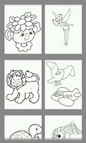 儿童就能学画画,学的基本颜色和颜色的图片