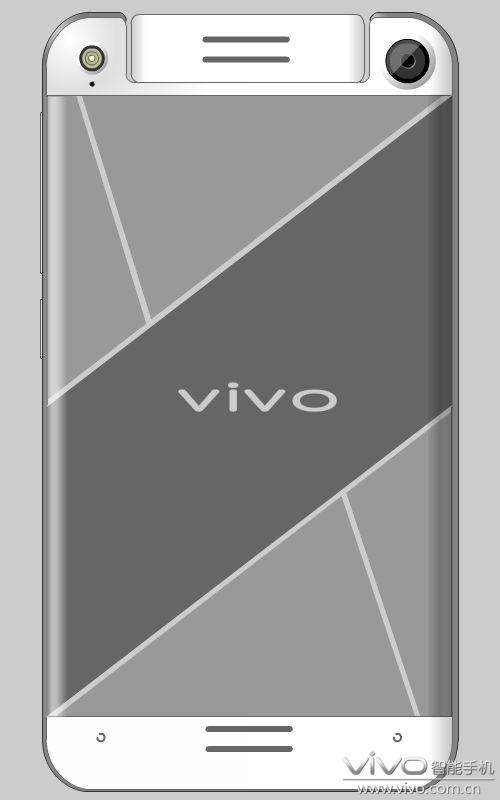vivo手机设计图