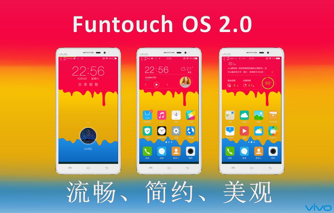 Vivo FunTouch OS Ported to Redmi 2 - Redmi 2/2A/Prime