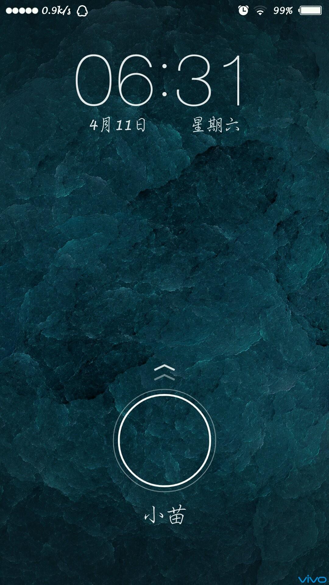 锁屏壁纸头像改透明-v粉家园-vivo智能手机v粉社区