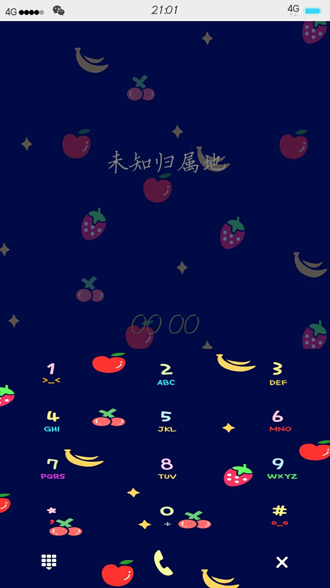 【x6】水果平铺全局